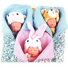 포대기 아기인형