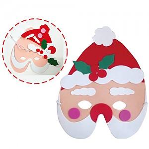 산타가면 만들기(10개세트)