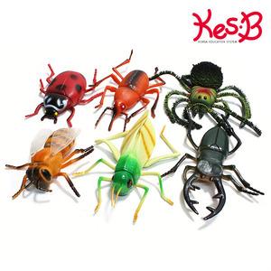 소프트점보곤충 6종