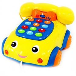 말하는 아기전화기