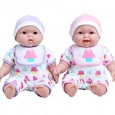 안아주세요: 쌍둥이인형